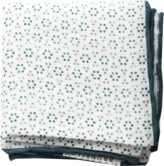 Brunello Cucinelli Fancy Dot Pocket Square