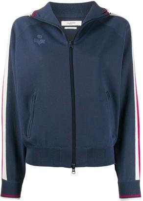 Etoile Isabel Marant Stripe Trim Track Jacket