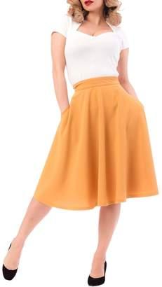 Steady Clothing Pocket Circle Skirt
