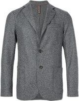 Eleventy classic blazer jacket - men - Polyamide/Acetate/Wool/Polybutylene Terephthalate (PBT) - 46