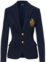 Polo Ralph Lauren Custom-Fit Fleece Blazer