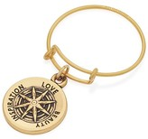 Alex and Ani Star of Venus Expandable Wire Ring