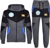 A2Z 4 Kids® Kids Tracksuit Boys NYC Deluxe Edition Print Hoodie Bottom Jogging Suit 7-13 Yr