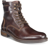 Alfani Men's Hank Plain Toe Utility Boots, Only at Macy's