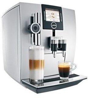 One Touch Jura-Capresso 73.5-oz. J9 Automatic Coffee and Espresso Center