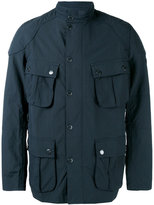 Barbour funnel neck jacket - men - Cotton - M