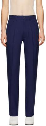 Random Identities Navy Officer Trousers