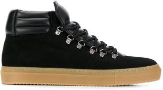 Zespà ZSP2 hiking mid-top sneakers
