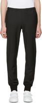 Paul Smith Black Wool Trousers