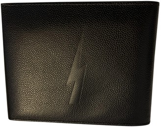 Neil Barrett Black Leather Small bags, wallets & cases