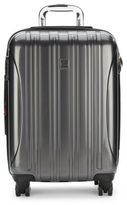 "Delsey 21"" Expandable Hard-Shell Spinner Carry-On"