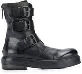 Marsèll 3 buckle boots