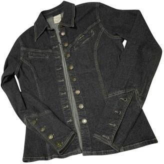Plein Sud Jeans Black Denim - Jeans Top for Women