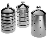 Alessi Kalisto' - Kitchen Box w/Aluminium Knob
