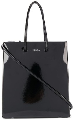 Medea Mini Vinyl Tote Bag