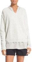 Vince Women's Cashmere & Linen Sweater
