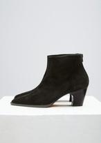 Rachel Comey Black Suede Sonora Boot