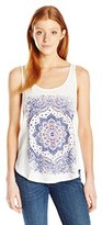 Billabong Junior's Mandala Tapestry Double Scoop Tank Top