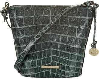 Brahmin Obsidian Veil Mini Quinn Crossbody