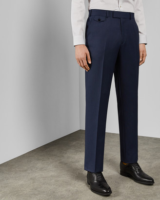 Ted Baker TEXRET Textured wool suit pants