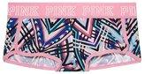 Victoria's Secret PINK Logo Boyshort Panty Multi Geo
