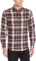 Wolverine Men's Rogan Long Sleeve Flannel Shirt