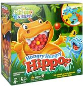 Hasbro Elefun & Friends Hungry Hippos Board Game from Gaming