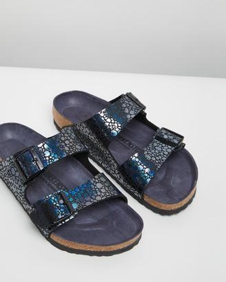Birkenstock Womens Arizona Birko-Flor Regular Sandals