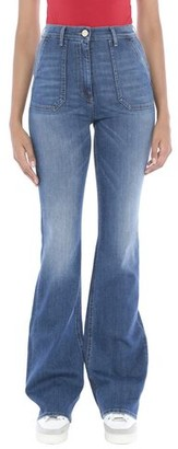 Elisabetta Franchi Denim trousers