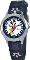Disney Articulating Mickey Mouse Kids Black Watch
