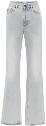 Balenciaga High-rise bootcut jeans