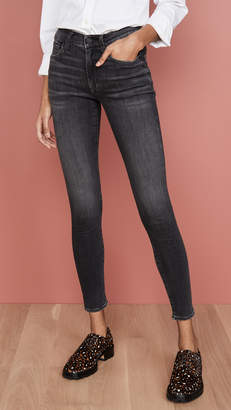 Edwin Pixie High Rise Skinny Jeans