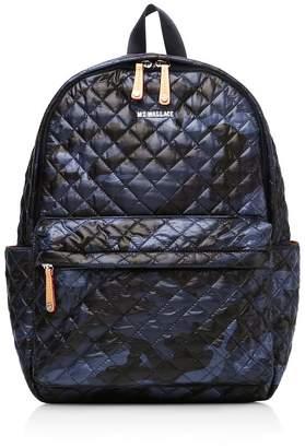 MZ Wallace Oxford Metro Camo Print Backpack