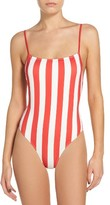 Solid & Striped Women's Striped & Solid Chelsea One-Piece Swimsuit