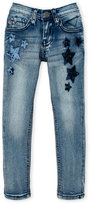 Vigoss Girls 4-6x) The Jagger Star Struck Skinny Jeans