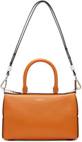 Emilio Pucci Orange Classic Shoulder Bag