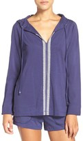Lucky Brand Cotton Blend Lounge Hoodie