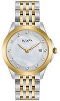 Bulova Ladies' Diamond Accent Watch