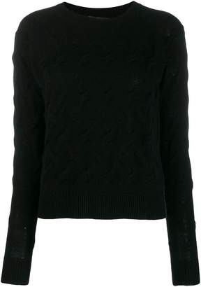 Theory long sleeved sweater