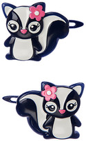 Gymboree Skunk Hair Clip Two-Pack