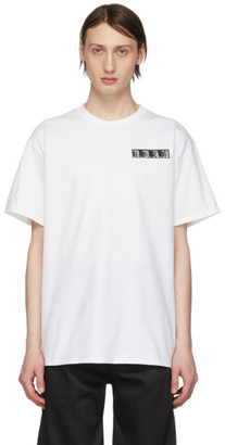 Noah NYC White D.O.A. T-Shirt