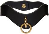 Fleet Ilya Black Slim O Ring Collar