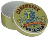 Bia Cordon Blue Cow's Head Camembert Baker and Cover, Green/Blue and Red