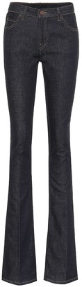 Victoria Victoria Beckham High-rise flared jeans