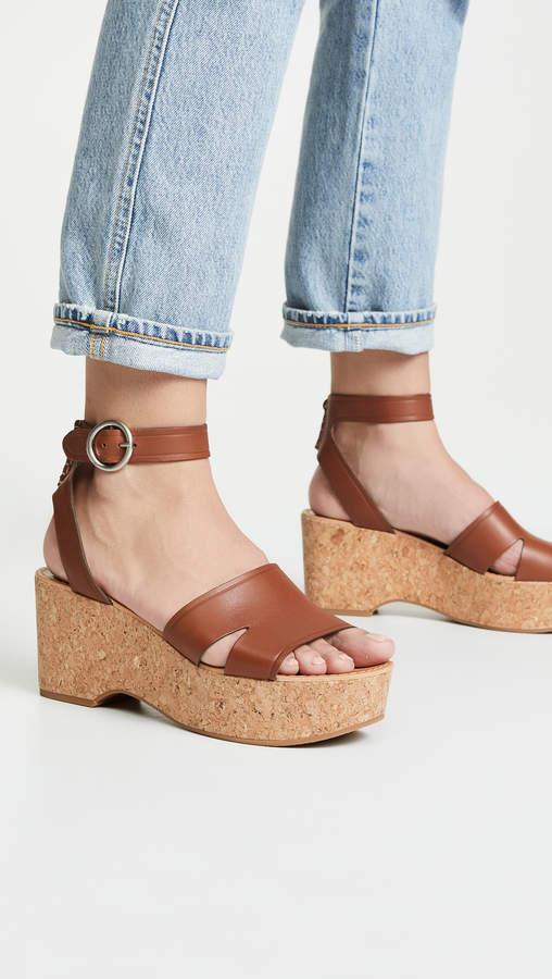 Dolce Vita Linda Ankle Strap Sandals