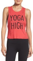 Alo Yoga Women's High Graphic Tank