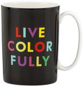 Kate Spade Things We Love Live Colorfully 10 oz. Mug