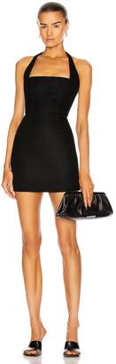 LaQuan Smith Ariella Mini Dress in Black | FWRD