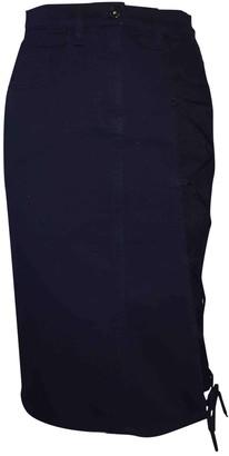 Blumarine Blue Denim - Jeans Skirt for Women