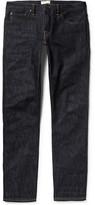 Simon Miller M001 Indio Slim-fit Dry Selvedge Denim Jeans - Indigo